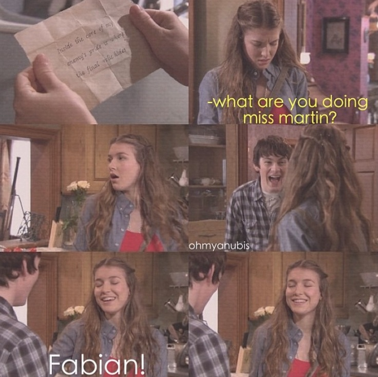 Why I love house of anubis