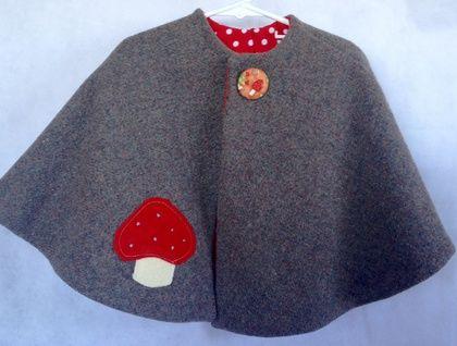 Piccalilli - Wonderful Wool Cape