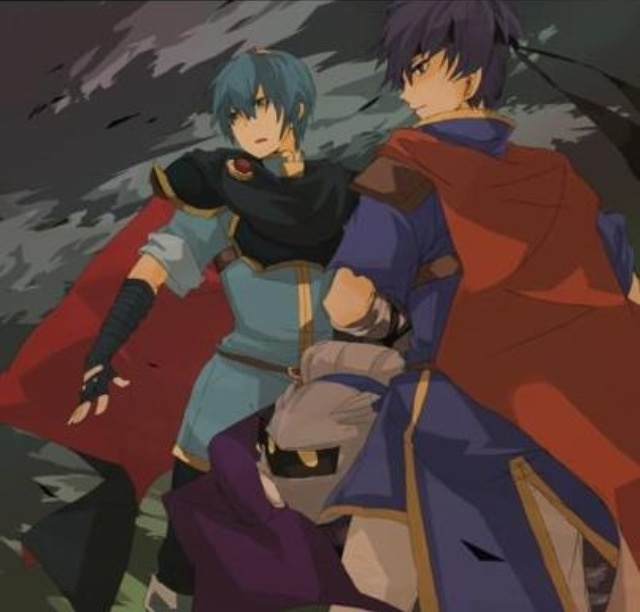 ike and marth having gay sex