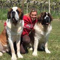 #dogalize Francesca Dallapè e i suoi adorati pelosi Oliver e Maya #dogs #cats #pets