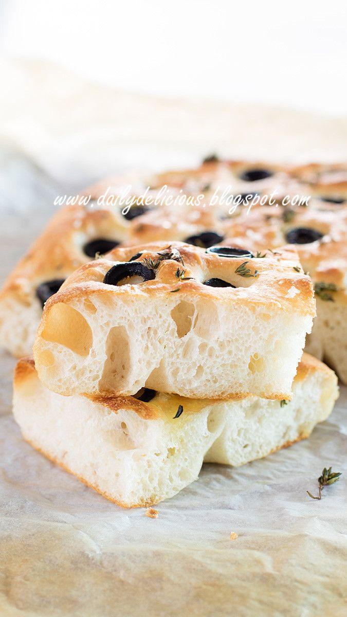 イタリアンのパン、うちでできる!