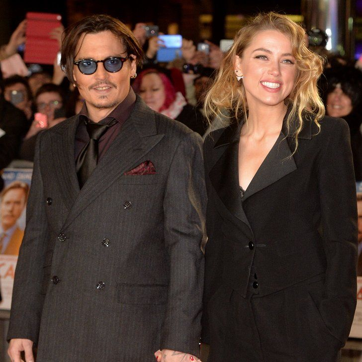 Pin for Later: Johnny Depp and Amber Heard Are Married!