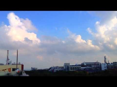 [TimeLapse : Morning in Jeju-City | 타임랩스 : 제주시의 아침] 새로운 장비(제작비용 8,000원)로 찍어 본 타임랩스! 아침을 맞이하는 제주시 연동의 모습을  담아보았답니다!! ㅎㅎㅎ