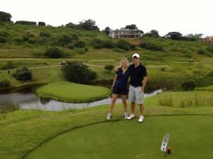 The 17th Hole at Simbithi Golf Estate. BLOG POST