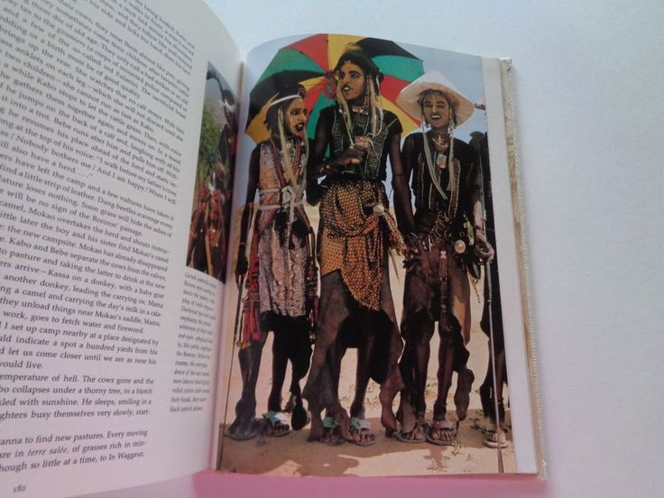 Nomads of the World National Geographic Society