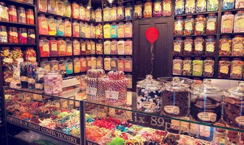 The Old Sweet Shop