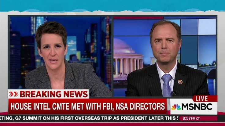 Congressman Adam Schiff, ranking member of the House Intelligence Committee, talks with Rachel Maddow about progress on the Trump Russia investigation and the schedule ahead of more public hearings, including testimony from Sally Yates.