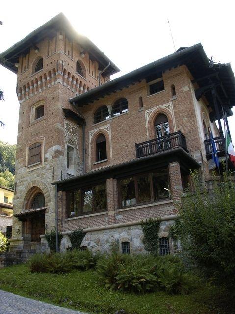 Introbio - Villa Migliavacca