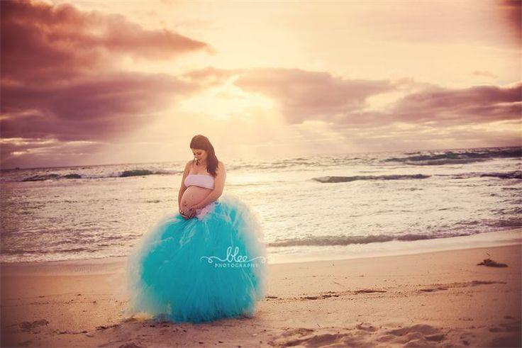 tutu maternity photos - Google Search