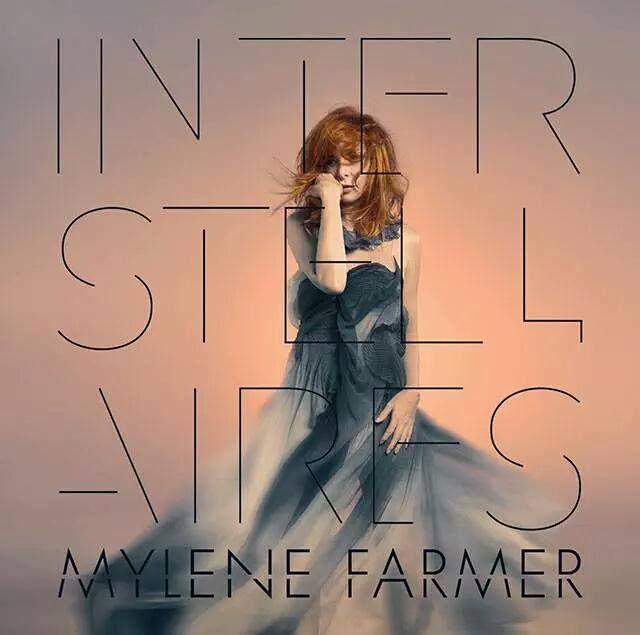 Mylène Farmer : Actualité / 25 septembre 2015, Visuel et ❤tracklist de l'album Interstellaires