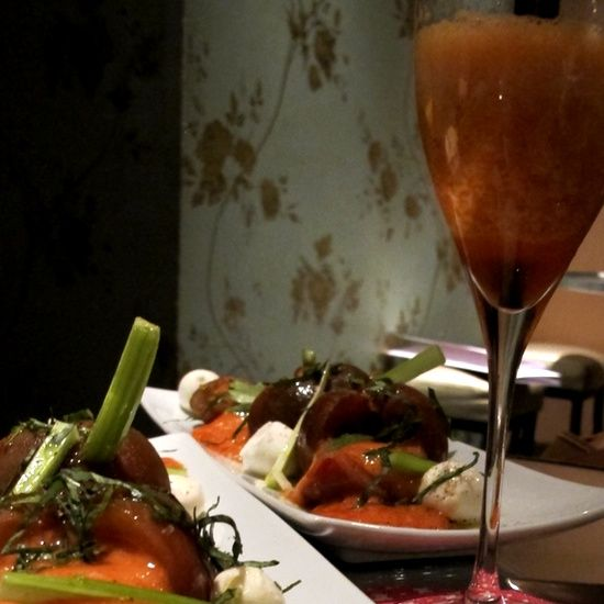 Madrid- Le Cabrera … Scrumptious Cocktails, Chic Gourmet Tapas and Fashionable People