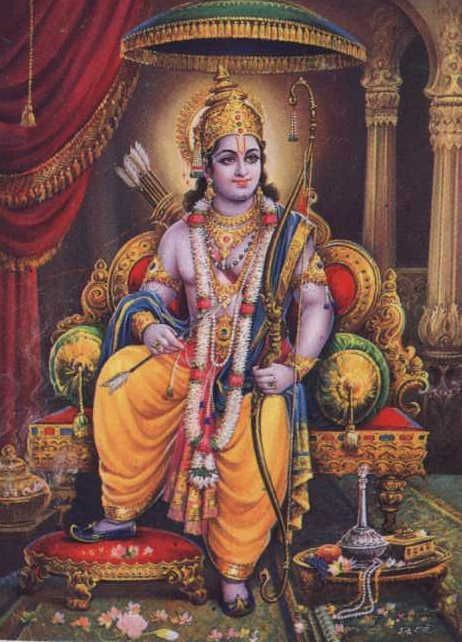 Lord Rama - Represents Courage & Infinite Compassion. Top 10 Most Powerful Hindu Gods/Lords