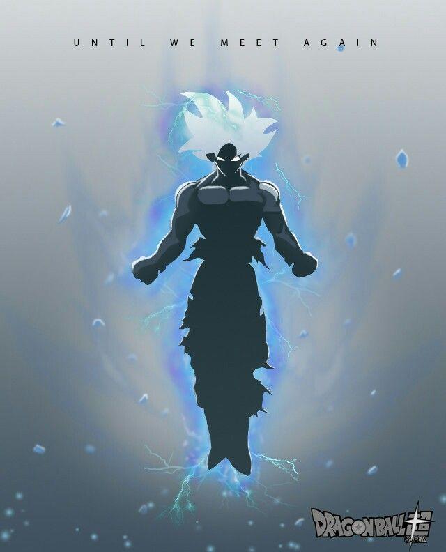 Ultra Instinct Goku Minimal Anime Dragon Ball Super Dragon Ball Super Goku Dragon Ball Wallpapers