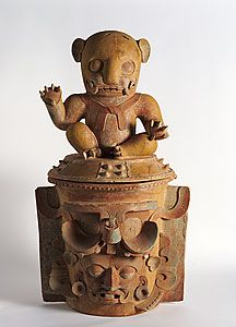 Mayan Burial Urns   Urns Through Time A Word From the Artist