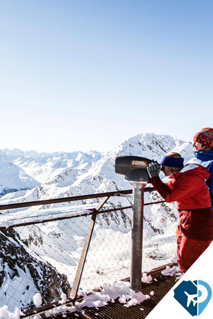 Top of Tyrol es el nombre de un mirador situado a 3165 metros por encima del nivel del mar sobre el glaciar de Stubai, Austria.  La plataforma y la pasarela de acceso están colocadas sobre roca, de tal manera que la estructura desaparece en la nieve durante seis meses al año.