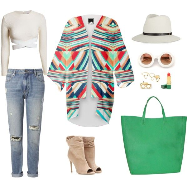 """Love the Kimono"" by letsplaydiy on Polyvore"