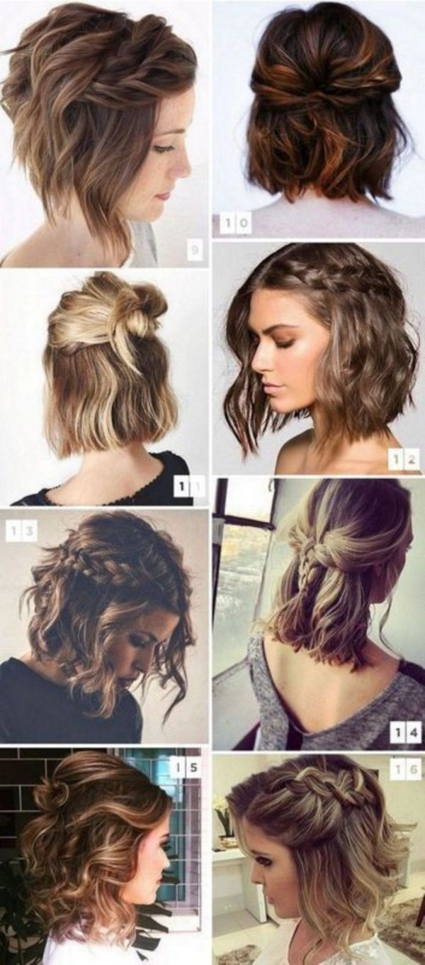40 Short Hairstyles For Women With Thin And Fine Hair Feminatalk Hair Lengths Cute Hairstyles For Short Hair Short Hair Styles