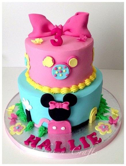 Mickey Mouse Birthday Cakes San Antonio Tx