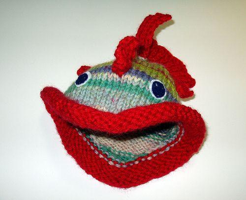 Super cute fish hat - Free Pattern