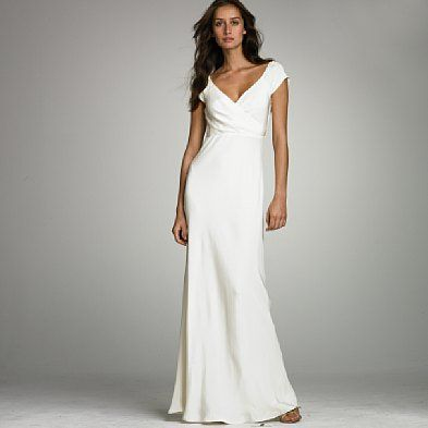 J Crew Wedding Dress Sale   1930′s Inspired Wedding Dresses   A Typical Atypical