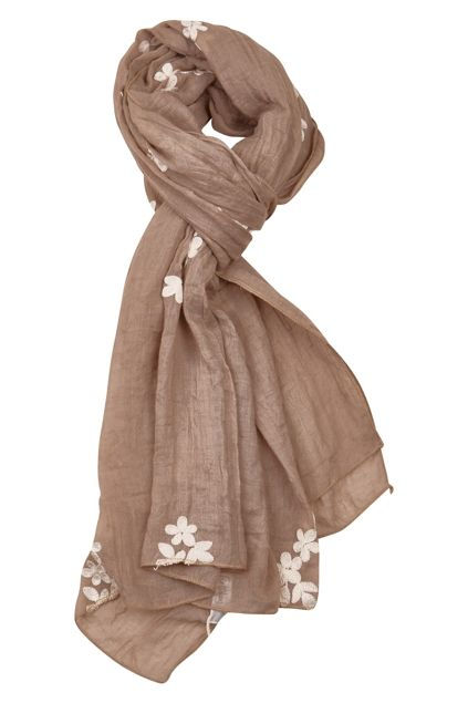 Holiday Clothing Aziza Scarf In Purnice