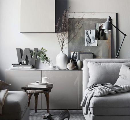 BESTÅ vardagsrumsförvaring - IKEA