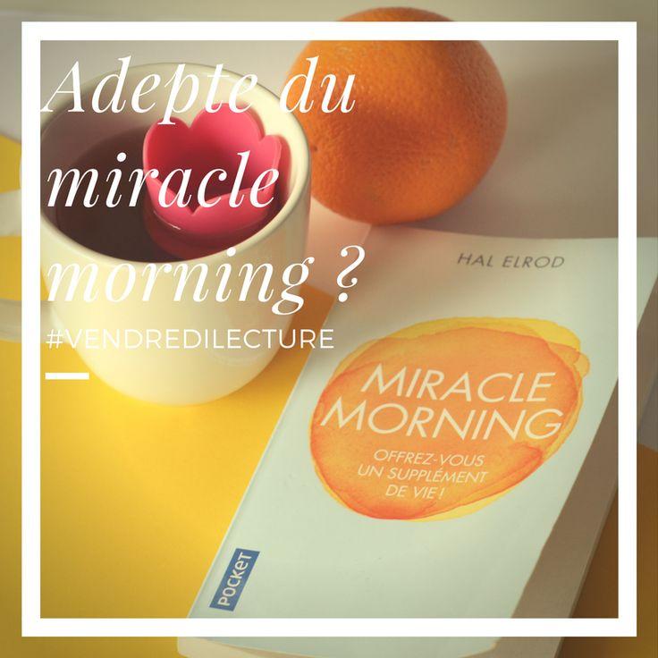 Si vous vous y connaissez un peu en développement personnel, vous avez forcément entendu parler du Miracle Morning de Hal Herod. Si non nous vous invitons à le découvrir. Pourquoi ? Parce que pour tout le monde, #entrepreneurs, #femmes #débordées, #mamans, le #temps est une denrée rare que l'on aimerait pouvoir maitriser à sa guise, pour réussir à boucler nos to do list du jour, de la semaine voire du mois. Pas toujours simple en effet de s'organiser et être productif lorsque l'on a une…