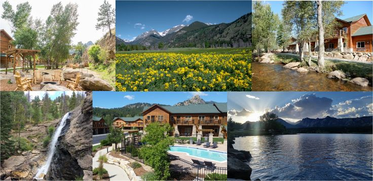 Don't miss your Memorial Day Weekend Getaway! Book your luxury riverside condo today where you can stroll to Estes Park's shopping and dining, and fishing is just out your condo's back door. Best of all, our outdoor heated pool will be open! www.fallrivervillage.com