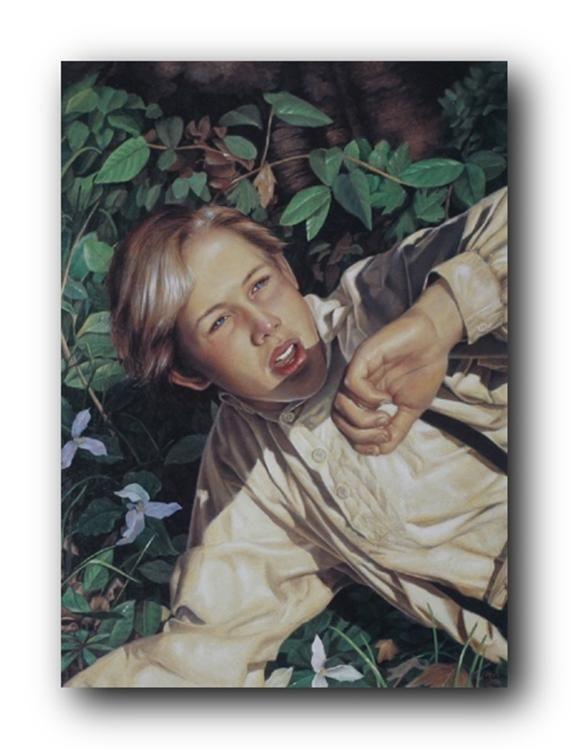 Portraits of Faith: The Biography of Liz Lemon Swindle
