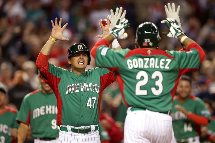 Mexico, Colombia win their way into the 2017 World Baseball Classic - SBNation.com