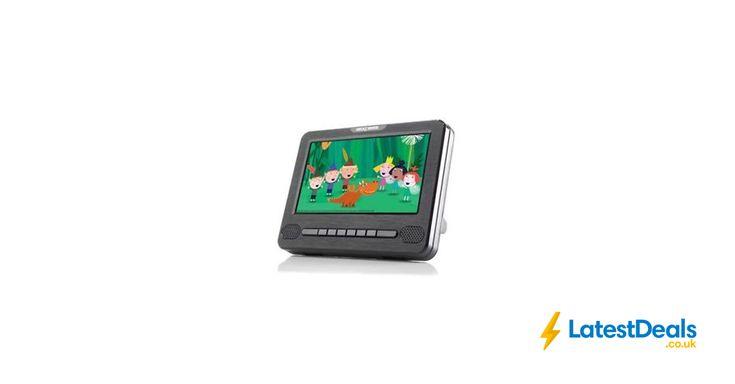 "Nextbase Car 7"" Portable DVD Player at Halfords/ebay, £58"
