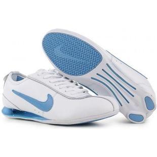buy popular 3a571 b2b35 ... 316316 016 Nike Shox Rivalry White Blue J12015 316317-016 ...