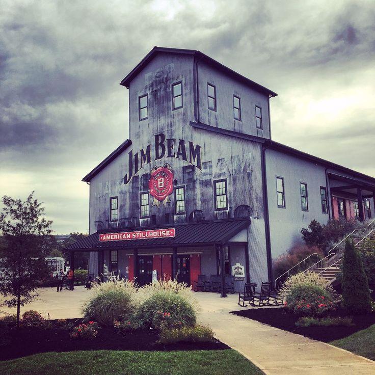 Jim Beam's distillery
