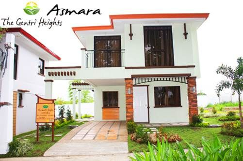 HOUSE AND LOT FOR SALE IN GENERAL TRIAS CAVITE  HOUSE MODEL: ASMARA (Love) Min. Lot Area: 150sqm. Usable Floor Area: 133.26sqm.  HOUSE FEATURES: 3 Bedrooms 3 Toilet & Baths Carport with ceramic tiles Family area Full 2-storey with Balcony & Porch  CONTACT ME FOR MORE DETAILS: 0930-166-2684 (TNT) 0915-771-1890 (VIBER/GLOBE) OR VISIT MY WEBSITE: http://cavitequalityhouses.weebly.com/