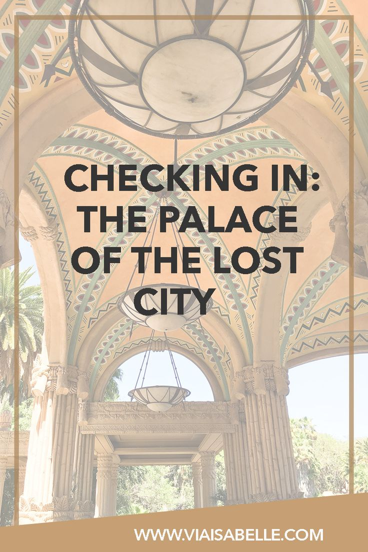 Definitely one hotel where you'll get lost in is the Palace of the Lost City! I definitely did. If you didn't know, this is where Blended (2013) starring Adam Sandler was shot and it's just as amazing. Aside from that, here are a few handy guides to going around the entire Sun City complex, what to expect, and other insider tips I learned during my stay here! *not an affiliate