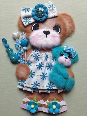476 best manualidades goma eva images on pinterest paper piecing flower baby boutique girl tear bear scrapbook paper piecing elite4u 3paperwishes fandeluxe Ebook collections