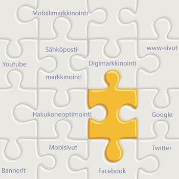 digitaalinen markkinointi - Google-haku