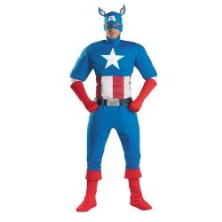 Captain America costume and Online Halloween Costume Shops
