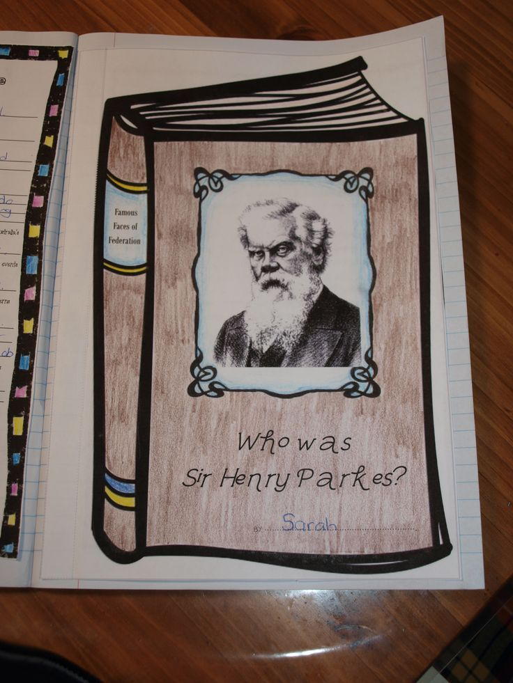A great teaching resources for Year 6 Australian History - Federation about Henry Parkes. https://www.teacherspayteachers.com/Product/Famous-Faces-of-Australian-Federation-Part-2-Sir-Henry-Parkes-2289624