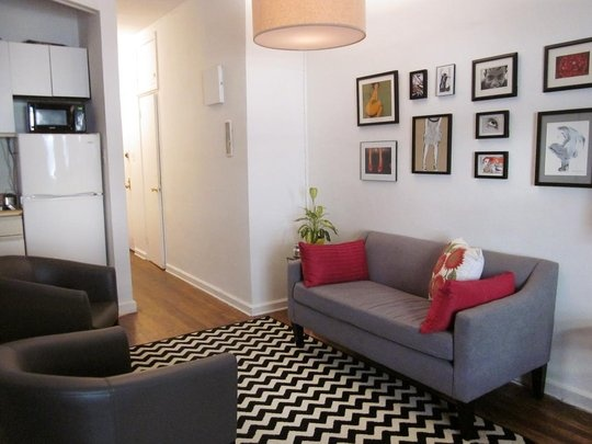 tiny apartment in nyc