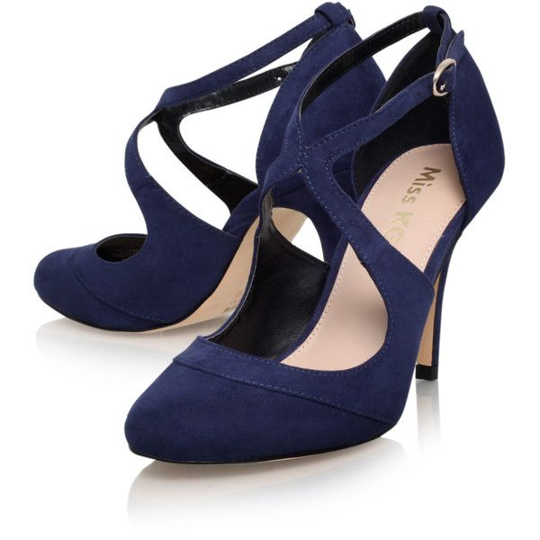 Best 25+ Navy blue high heels ideas on Pinterest | Navy ...