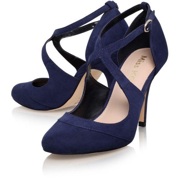 81a62b917f High Heels Shoes: Navy Blue High Heels Shoes
