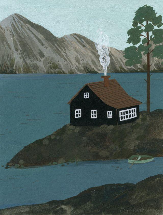 lakehouse | by ybryksenkova