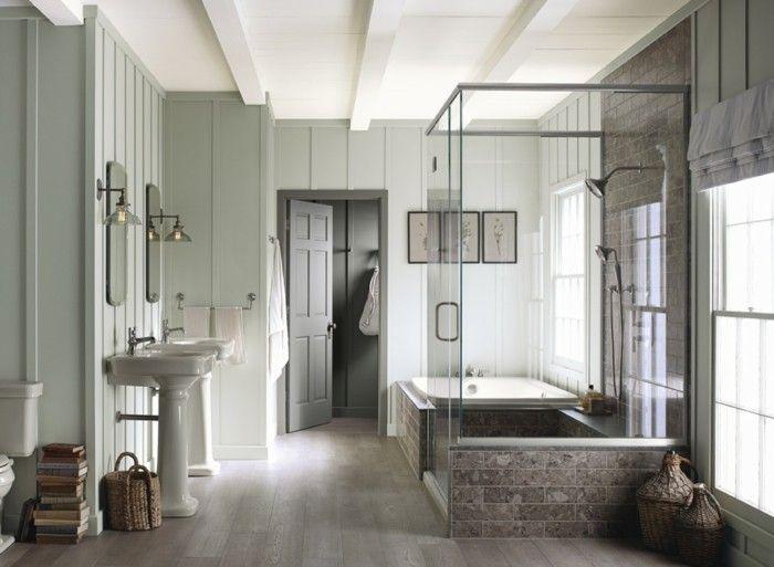ba einrichten dek ideen einrichtungsbeispiele indigo transperent - Badezimmer Ideen Fliesen