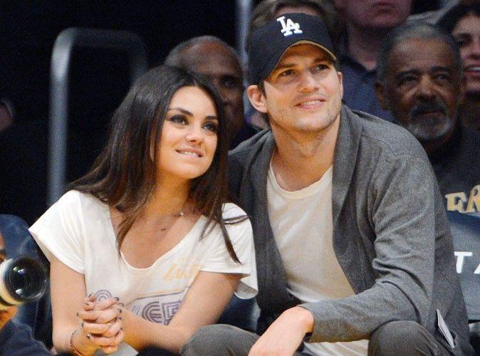 Félicitations à Mila Kunis et Ashton Kutcher qui viennent de se fiancer !