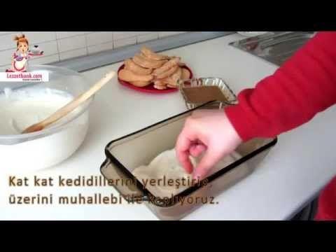 Kedidilli Tiramisu Tarifi (Videolu) - Lezzetbank