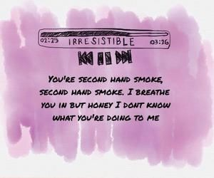 """mon cheri, the truth comes out eventually. 