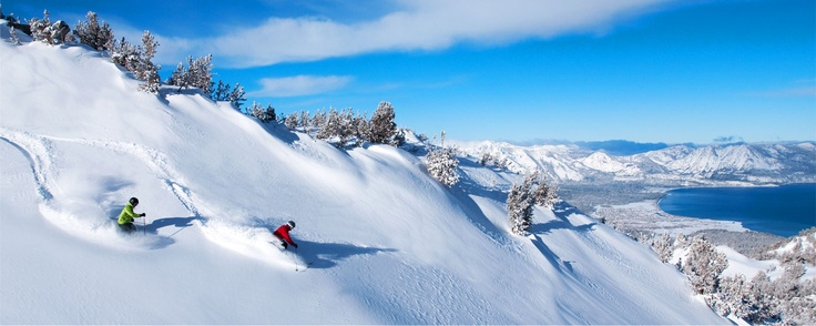 Heavenly ski resort: Gorgeous Lakes, Favorite Travels, Favorit Place, Skiing, Favorite Places, Lakes View, Travel Favorites, Lakes Tahoe Wher, Lake Tahoe