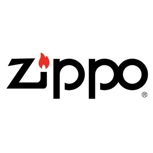 "like Victorinox Swiss Army, the Zippo logo is ""simply a reassurance"""