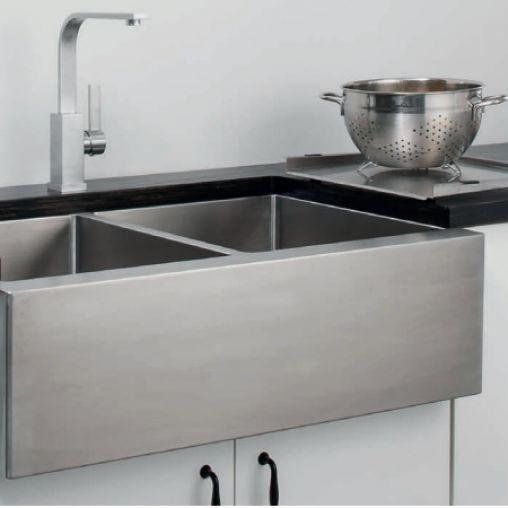 oliveri professional series double bowl undermount butler style kitchen sink sydney taps. beautiful ideas. Home Design Ideas